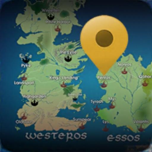 GoT Map Recap