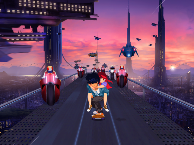 ‎Lost in Harmony Screenshot