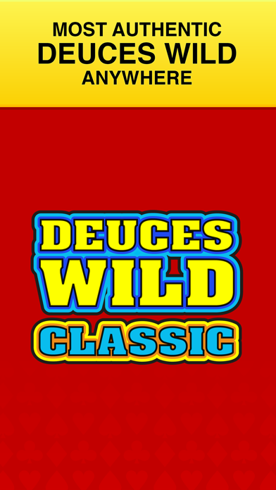 Screenshot #3 pour Deuces Wild Casino Video Poker