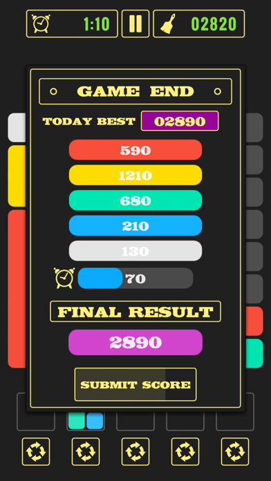 Perfect Fill - Stack & Merge screenshot 6