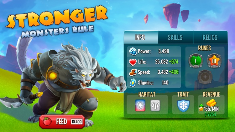 Monster Legends screenshot-0