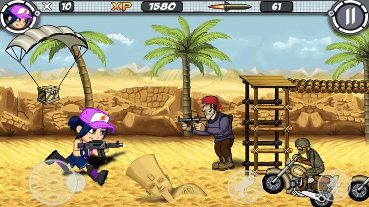 Alpha Guns screenshot-4