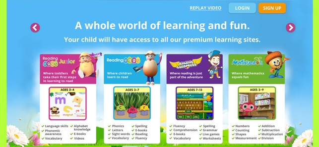 ABC Reading Eggs Learn to Read on the App Store