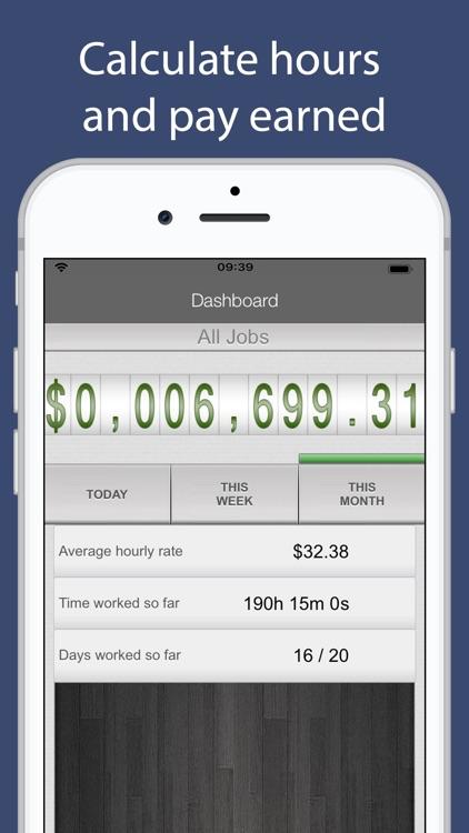 Salarybook Time Tracking screenshot-7