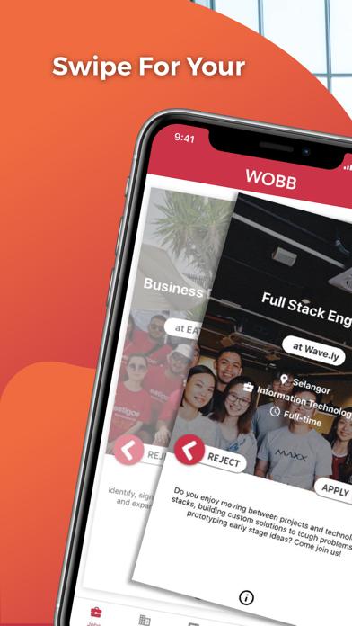WOBB Jobs screenshot one