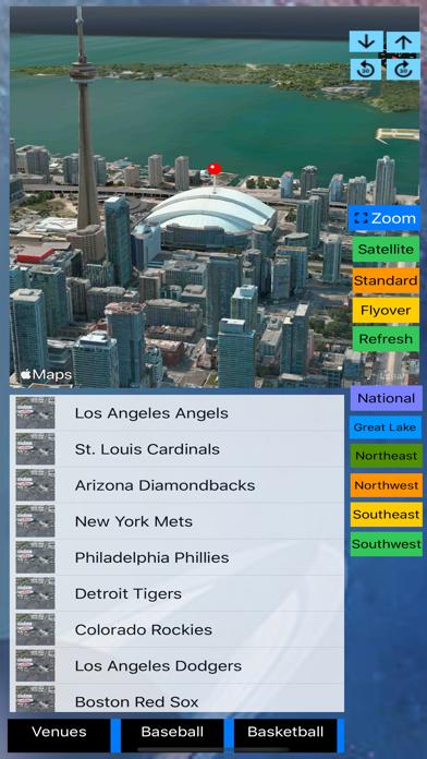 Sport Stadiums Pro - 3D Cities screenshot 3