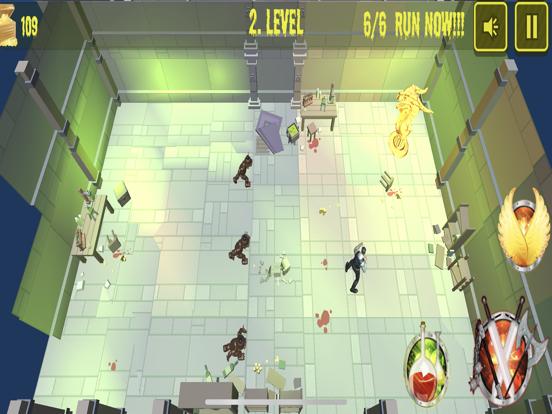 Scary Night Escape War screenshot 6
