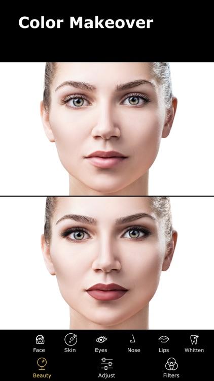 Shape: face photo editor screenshot-3