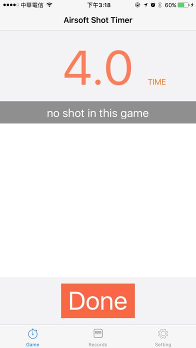 Airsoft Shot Timerのおすすめ画像1