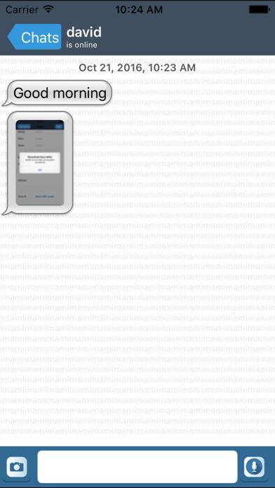 SodaChat screenshot one