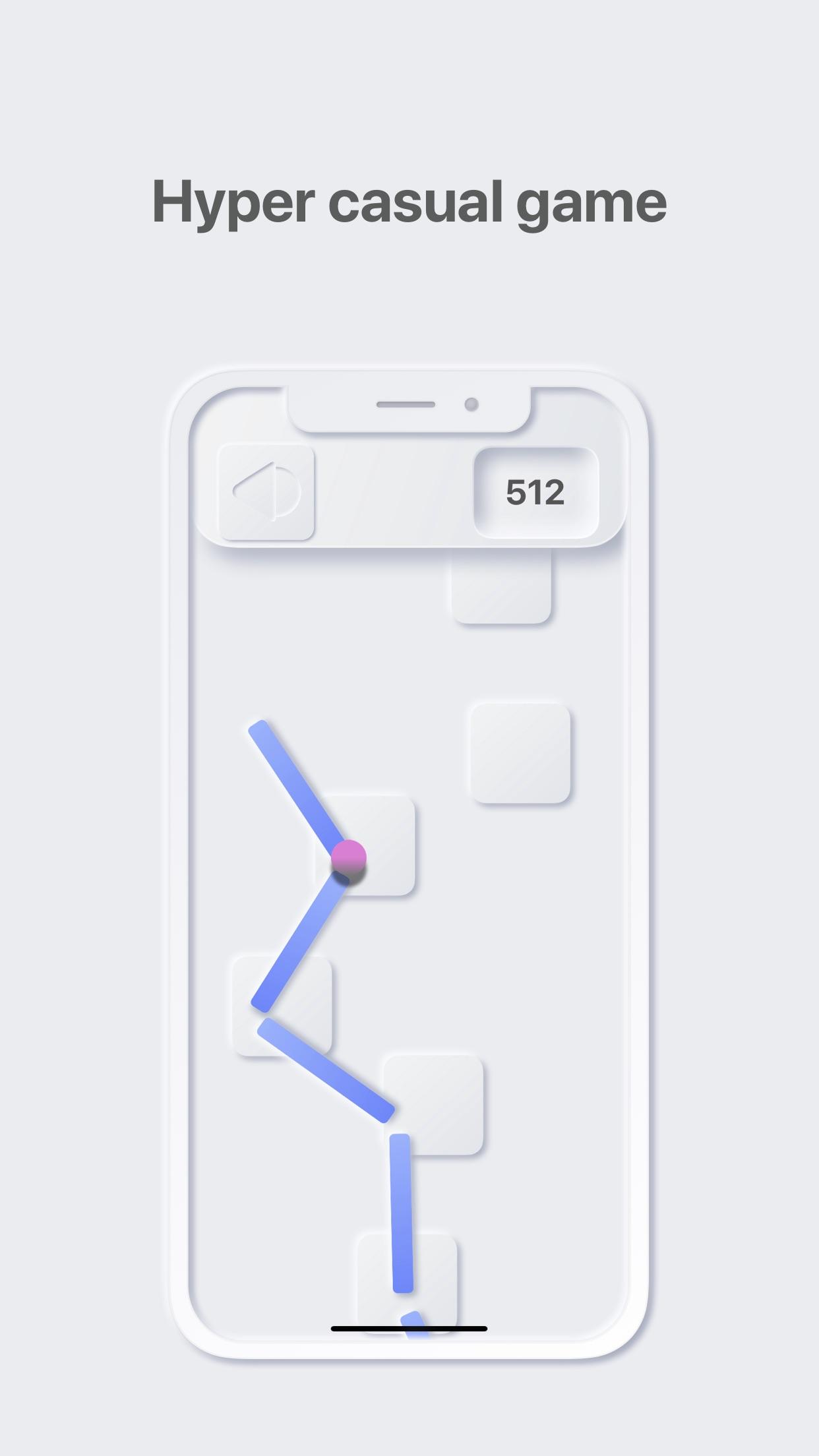 Screenshot do app Neo Path