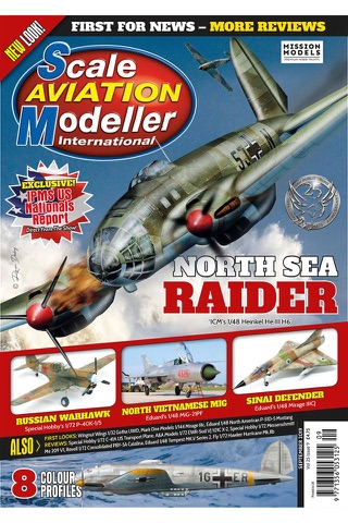 Scale Aviation Mod INT - náhled