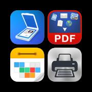 终极效率套餐 – 扫描、打印、规划,转换成 PDF!