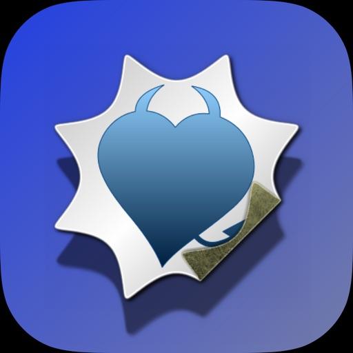 CrushMOJI - Love Sticker Emoji
