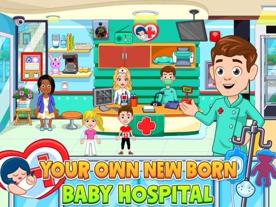My City : Newborn Baby screenshot 8
