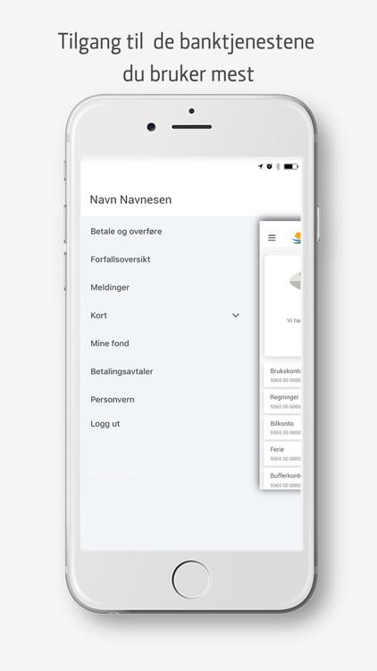 Landkreditt Bank Mobilbank screenshot-3