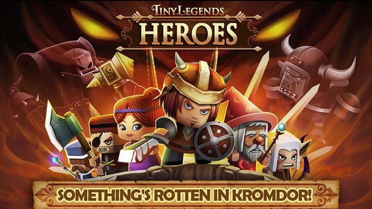 TinyLegends™ Heroes screenshot-0
