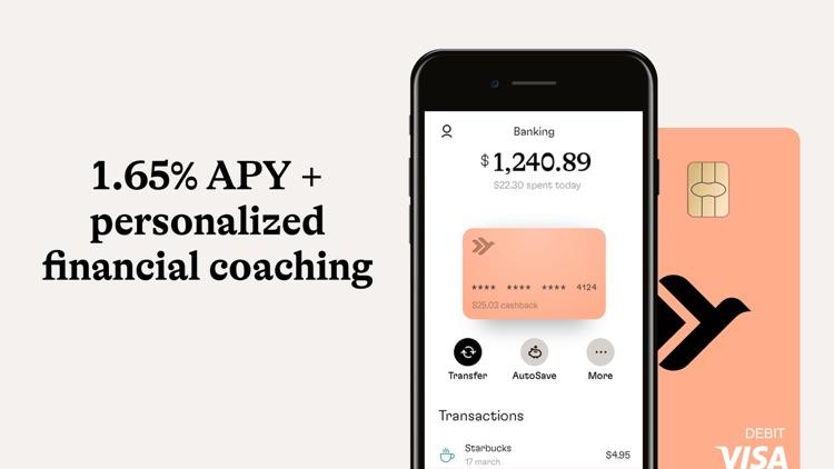 Empower - Bank with Benefits screenshot-0