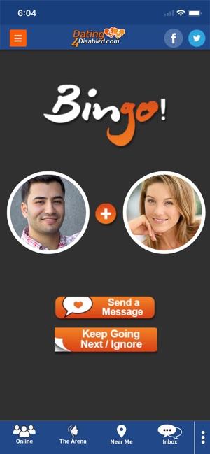 Bleu crush dating app