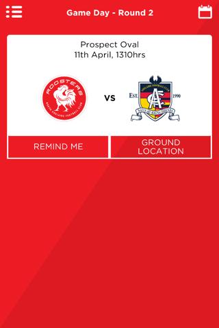 The Official N.A.F.C App - náhled