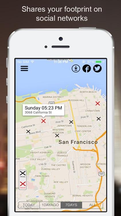 X Find My Car screenshot-4