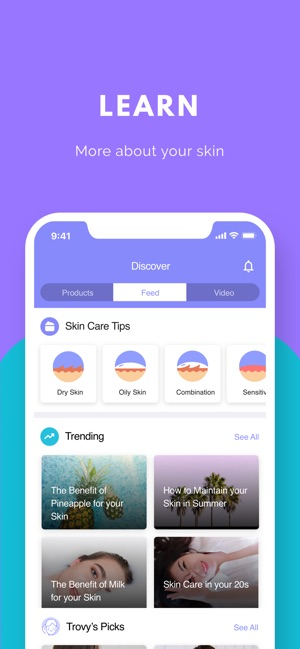 TroveSkin on the App Store