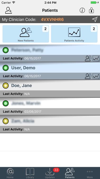 Hem/Onc @Point of Care screenshot-6