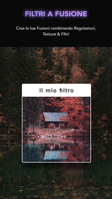 Screenshot for Afterlight — Editor di Foto in Italy App Store