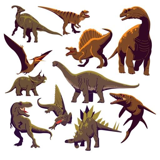 Динозавры - игра викторина