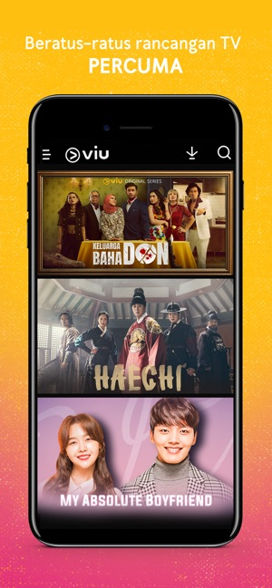 Viu - Drama & Filem dari Asia di App Store