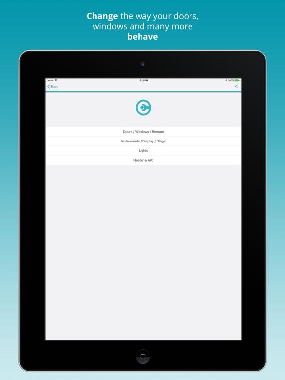 Carista OBD2 screenshot