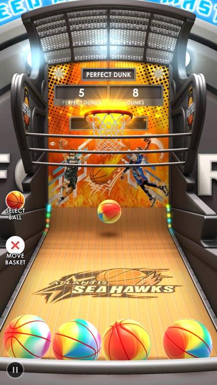 Basketball Flick 3D screenshot-5
