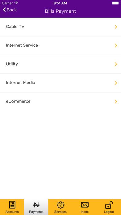 FCMB Mobile PlusScreenshot of 3