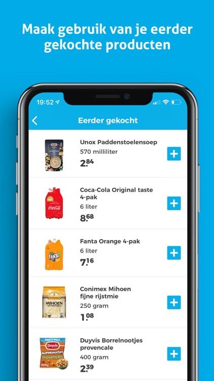 Hoogvliet supermarkten screenshot-4