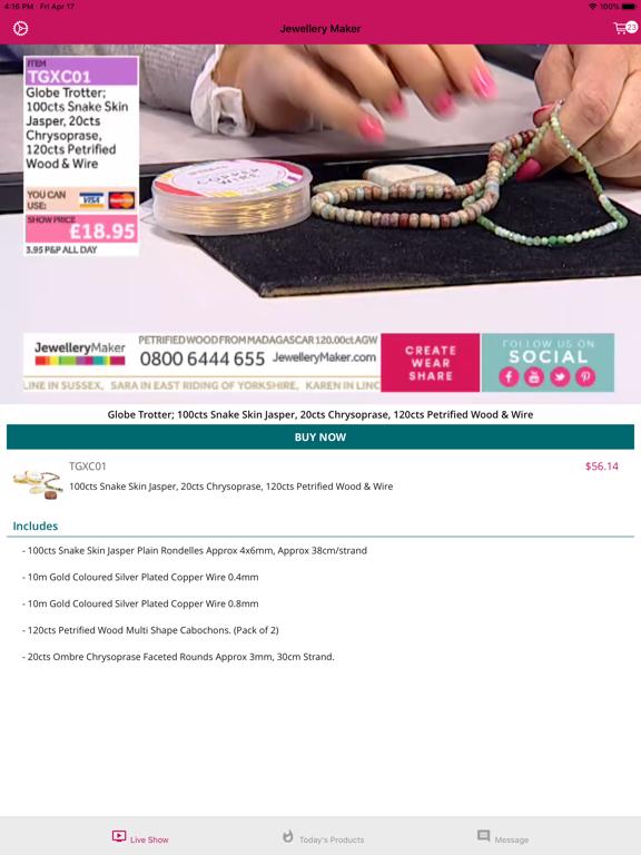 Jewellery Maker screenshot