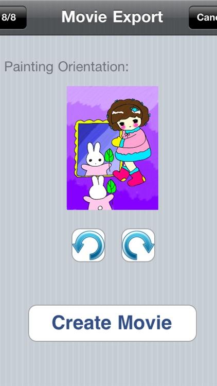 Bejoy Coloring Doodle Pad screenshot-3
