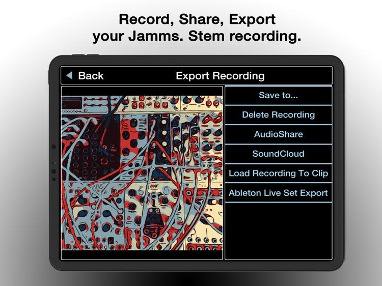 Jamm Pro: Produce+Perform Live screenshot-8