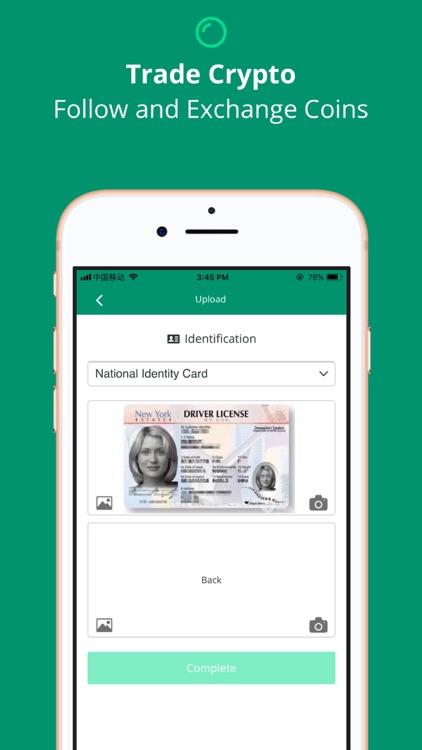 BitLeague - Bitcoin Banking screenshot-4