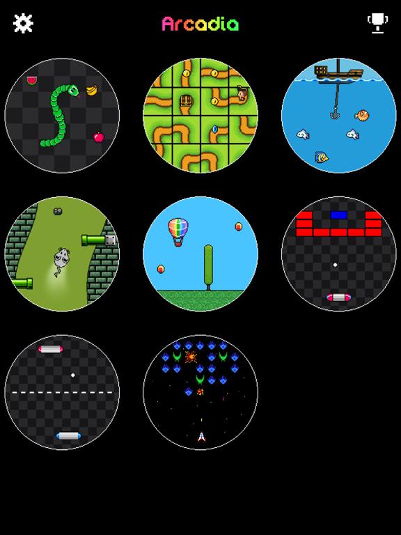Arcadia - Arcade Watch Games screenshot 10