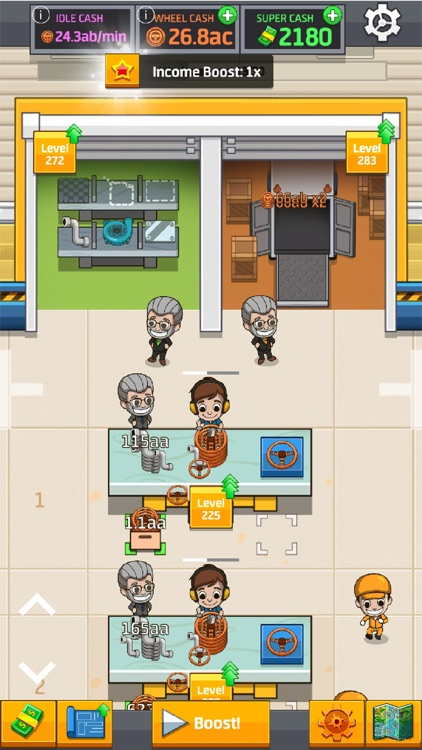 Idle Factory Tycoon: Business! screenshot-5