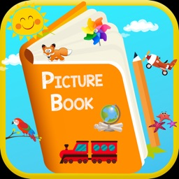 First Words Picture Book Game