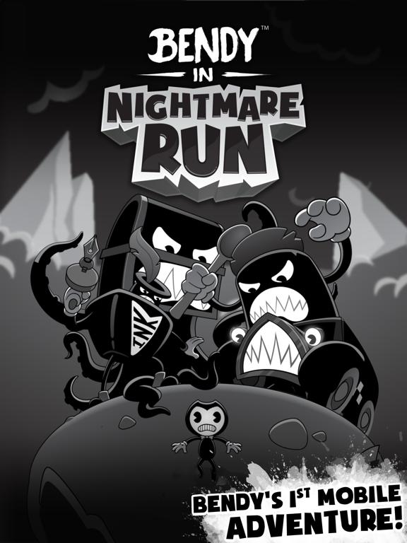 Bendy™ in Nightmare Runのおすすめ画像1