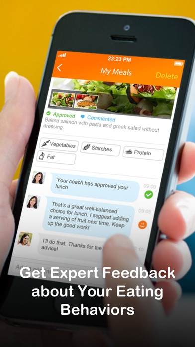 HAPI - Nutrition Coaching screenshot four