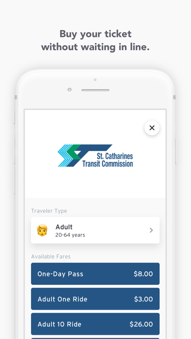 St. Catharines Transit for Windows