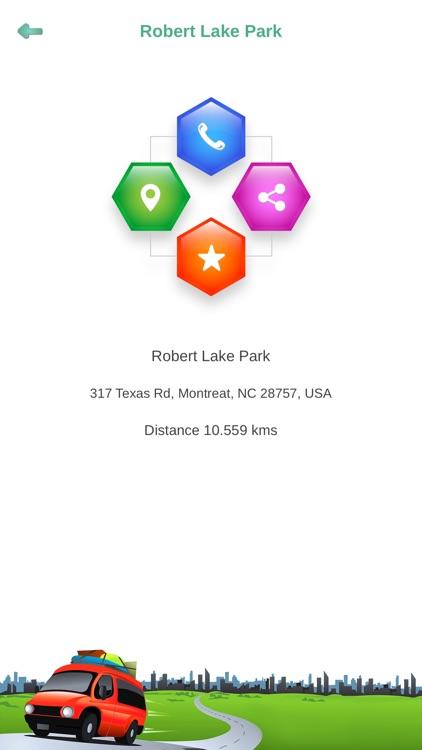 Blue Ridge Parkway Best Stops screenshot-4
