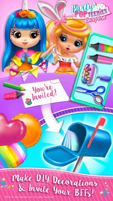 Party Popteenies Surprise screenshot 6