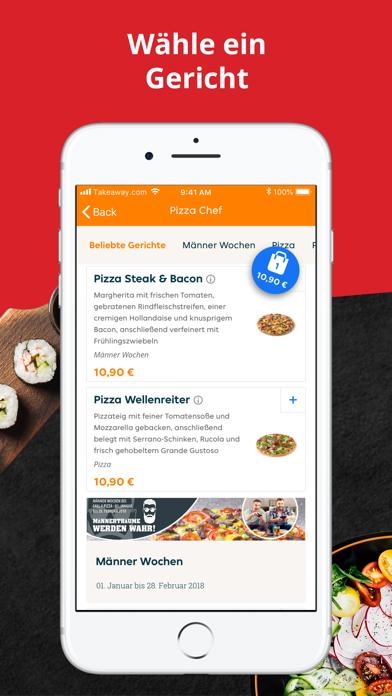 Screenshot for Lieferheld   Essen bestellen in Germany App Store
