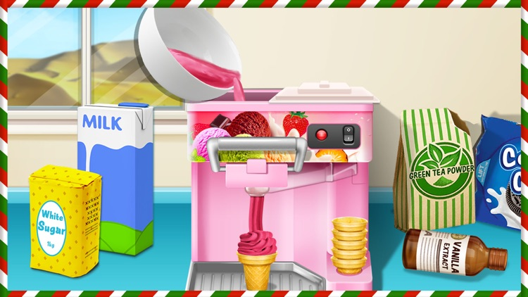 Ice Cream: baby cooking games