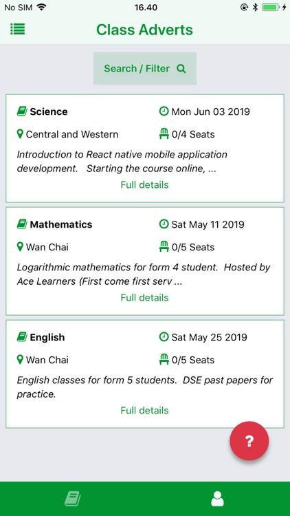 Ace Learners screenshot-3