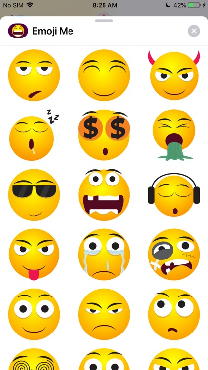 Emoji Me - Expressive Stickers screenshot-0